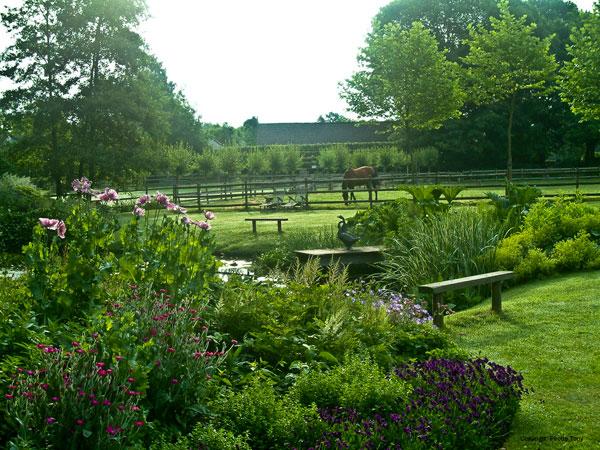Priv tuin dina deferme elke zondag open in zomermaanden specials - Tuin van de tuin ...
