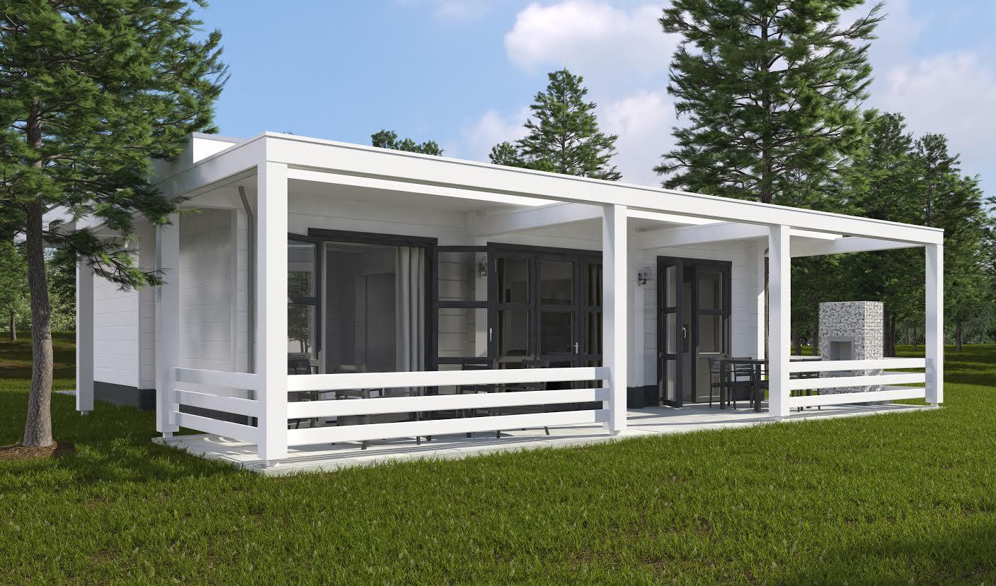 Narvic homeparcs specials for Goedkope woning bouwen