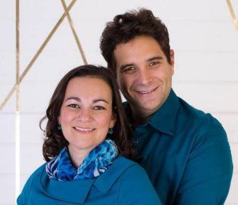 Christophe Tassenon en Caroline Mertens