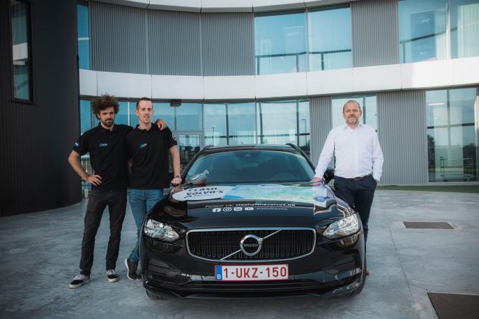 Team Volvo Celis